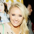 Emily Osment Nylon Magazine Young Hollywood Party In La
