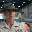 R. Lee Ermey as Sergeant Major Bougus in Space: Above and Beyond (1995 - 320 x 240