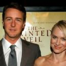 Naomi Watts and Edward Norton