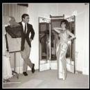Natalie Wood and David Niven, jr - 454 x 448