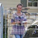 Jennifer Love Hewitt - Leaves A Friend's House In Los Angeles, 2009-03-27