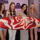 Marie Dolezalova, Marketa Konvickova, Agata Hanychova, Lenny Filipova - 454 x 326