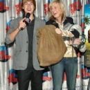 Cody Linley and Brie Larson