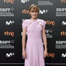 Marta Nieto: Closure Day - Red Carpet - 67th San Sebastian Film Festival