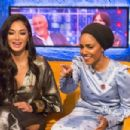 Nicole Scherzinger – The Jonathan Ross Show in London - 454 x 302