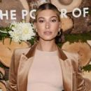 Hailey Baldwin – Celebrate Her New Role as BareMinerals Ambassador in NYC