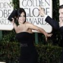 Courteney Cox - 67 Annual Golden Globe Awards - Arrivals, Beverly Hills, January 17, 2010
