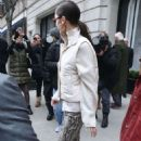 Bella Hadid – Attending the Ralph Lauren Show in NYC - 454 x 682