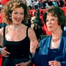 Amy Irving and Shirley Temple At The 70th Annual Academy Awards (1998) - 454 x 512