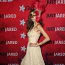 Angela Sarafyan – Just Jared's 7th Annual Halloween Party in LA - 454 x 681