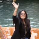 Salma Hayek – Out in Venice
