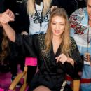 Gigi Hadid – Victoria's Secret Fashion Show 2018 Backstage in NY