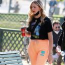 Chiara Ferragni – Seen at the Sempione park Leone in Milan - 454 x 726