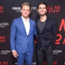 Actor Billy Magnussen attends the New York premiere of CBS All Access'