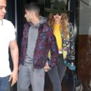 Gigi Hadid & Zayn Malik Out And About In NYC -July 6, 2016 - 402 x 548