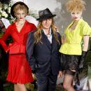 Sasha Pivovarova - Christian Dior Haute Couture F/W 2009-2010 Paris