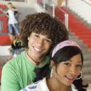 Corbin Bleu and Monique Coleman - 300 x 400