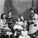 The Hesse Children Brothers and sisters