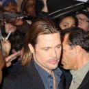 """Brad Pitt """"The Daily Show""""  Show (February 1, 2012)"""