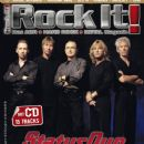 Rock It Magazine Cover [Germany] (January 2013)
