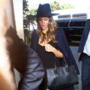 Jessica Alba Is Seen at LAX