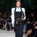 Bella Hadid – Versace Runway Show SS 2020 at Milan Fashion Week