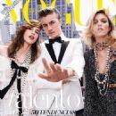 Vogue Spain August 2016 - 454 x 580