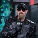 Judas Priest visit Build at Build Studio on March 21, 2018 in New York City - 399 x 600