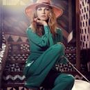 Angela Lindvall - The Edit Magazine Pictorial [United Kingdom] (2 May 2013) - 454 x 621