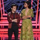 Tom Holland and Zendaya At The 2017 MTV Movie & TV Awards