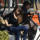 Sofia Vergara – On the set of 'Modern Family' in Los Angeles
