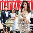 Burcu Günes, Kivanç Tatlitug, Başak Dizer - Haftasonu Magazine Cover [Turkey] (24 February 2016)