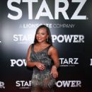 Naturi Naughton – 'Power' TV Show Premiere in New York - 454 x 681