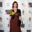 Christina Hendricks – 'Antiquities' Premiere in Los Angeles
