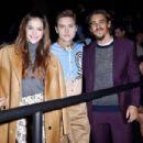 Barbara Palvin – Prada FW 2020 Fashion Show in Milan