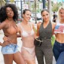 Olivia Culpo – Sports Illustrated Swimsuit 2019 Model Search Open Casting Call in Miami