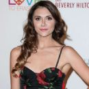 Alyson Stoner – 2018 Race to Erase MS Gala in Los Angeles - 454 x 636