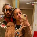 Lori Harvey and Future