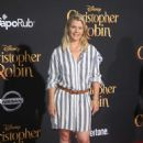Alison Sweeney – 'Christopher Robin' Premiere in Los Angeles - 454 x 677