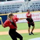 Lauren Alaina – 27th Annual City of Hope celebrity softball game in Nashville - 454 x 323