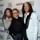 Steven Tyler & Joe Perry attend the ASCAP Press Conference at Sunset Marquis Hotel and Villas on April 8, 2013 in West Hollywood, CA - 454 x 376