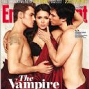 """The Vampire Diaries"" Stars Strip Down for EW"
