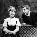 Jack Gilford, Lotte Lenya, Cabaret, - 454 x 571