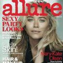 Olsen Sisters Allure Magazine December 2013