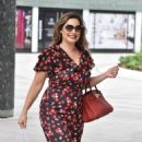 Kelly Brook at ITV Studios in London - 454 x 680