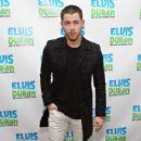 Nick Jonas visits