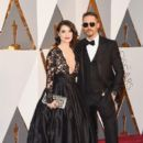 Tom Hardy- February 28, 2016-88th Annual Academy Awards - Red Carpet Pictures