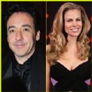 John Cusack and Brooke Burns
