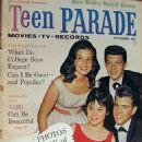 Frankie Avalon - Teen Parade Magazine [United States] (October 1960)