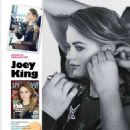 Joey King – Seventeen Mexico Magazine (December 2018) - 454 x 625